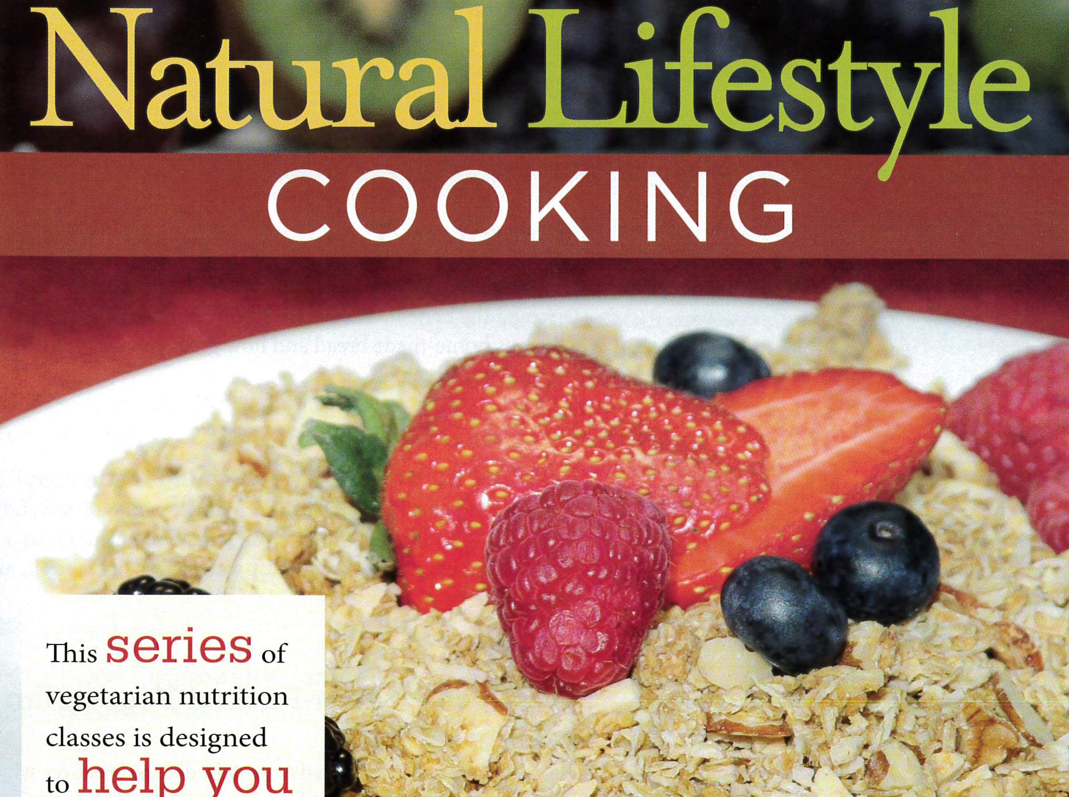 Natural Lifestyle Cooking